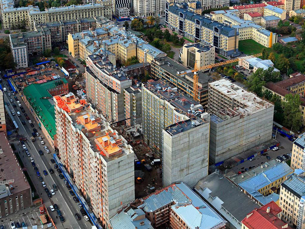 аренда башенного крана спб, аренда башенного крана москва, аренда башенного крана санкт-петербург. объект галант спб