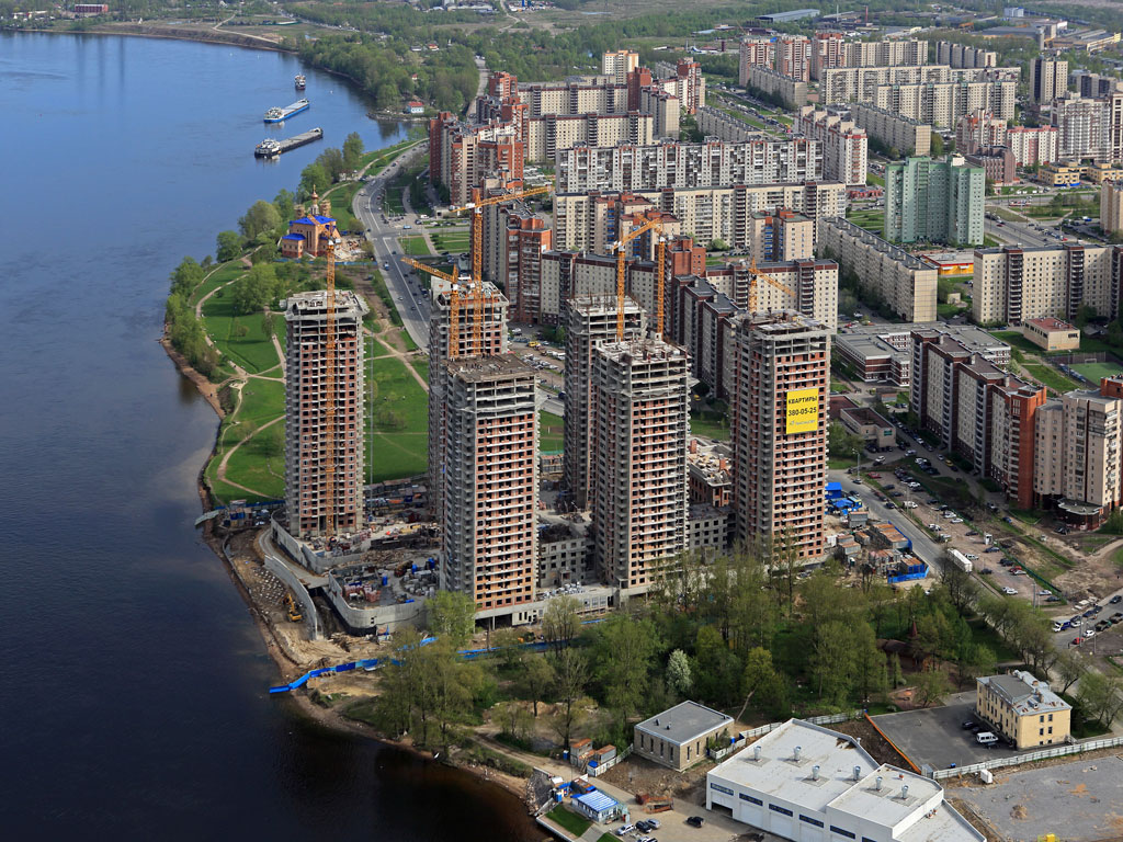 Рыбацкий проспект санкт петербурга